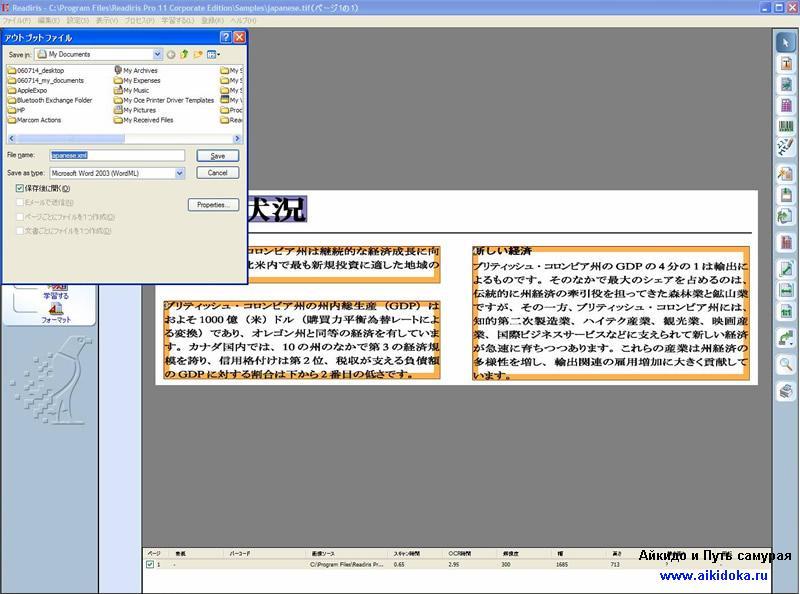 Программа для оцифровки текста